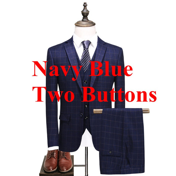 NavyBlue2Buttons