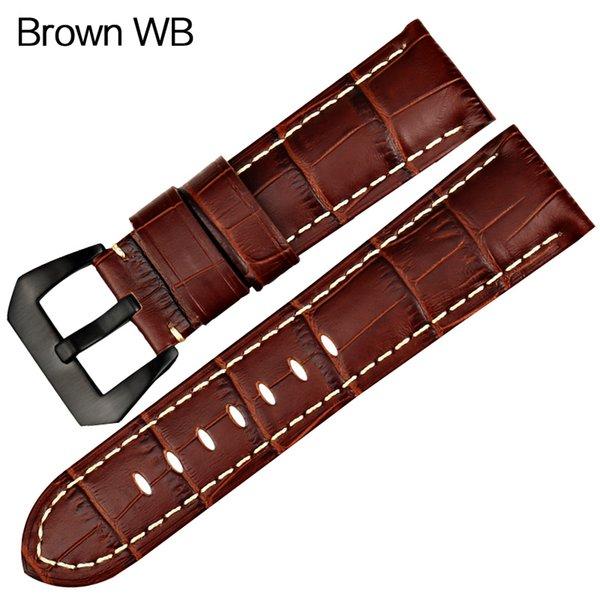 24mm 브라운 WB