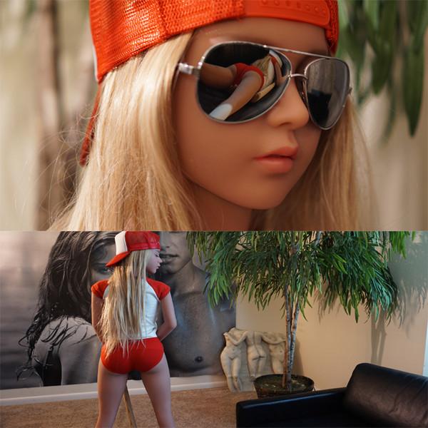 140cm poupées sexuelles en silicone de haute qualité avec petite poitrine, poupée réaliste, poupées réalistes