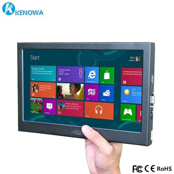 """best selling New 10.1"""" 1280*800 IPS high resolution lcd monitor screen display for PS3 PS4 XBOx360 GAME with VGA HDMI interface built-in Spea"""
