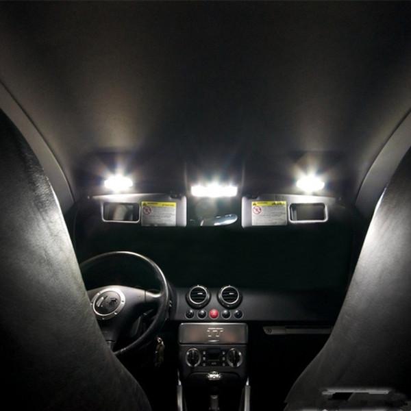Shinman 8pcs canbus Auto LED Bulbs Car Interior Light Kit Lamps For Audi TT MK1 1998-2007 car accessories Error Free