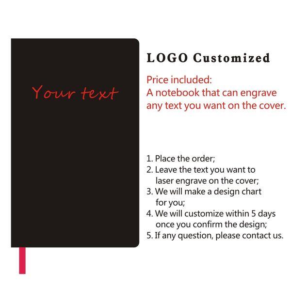 LOGO Customized 210mm x 130mm