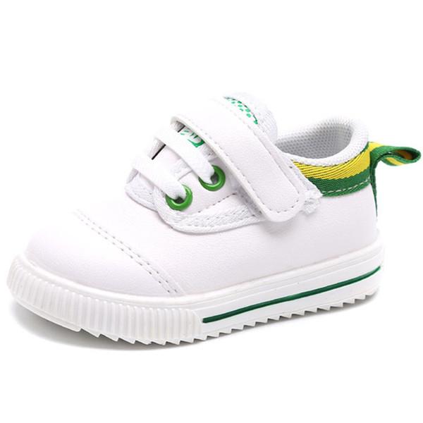 Großhandel Kleinkind Kinder Baby Schuhe 1 2 3 Jahre Alt Baby Jungen Mädchen Weiche Casual Turnschuhe Sportschuhe Anti Slide Prewalkers Von