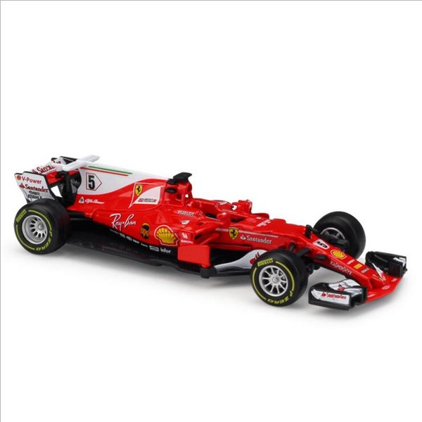 1:43 Scale Metal F1 Formula 1 Racing Car Model Simulation SF16H&70H Alloy Toy Car Die-cast Educational Collection/Model/Kid/Gift