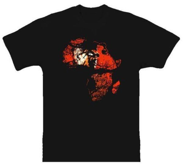 Resident Evil Video Game Wesker Africa Xbox 360 T Shirt design tshirt printing Cool Casual pride t shirt men Unisex