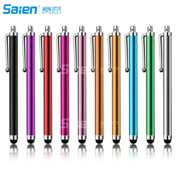 Stylus Pen LIBERRWAY Pink Purple Black Green Silver Stylus Universal Touch Screen Capacitive Stylus for Touch ipad iphone