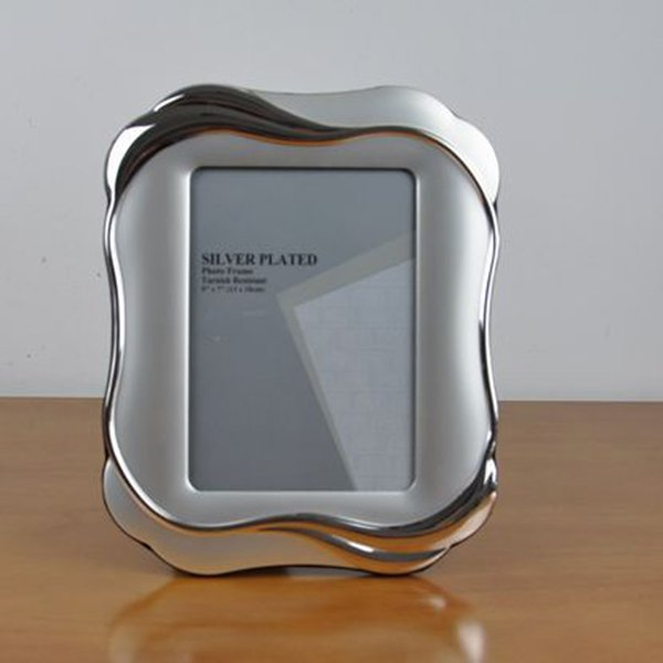 Very Hot Luxury Freestanding Alloy Metal Photo Frame Picture Frames MPF043