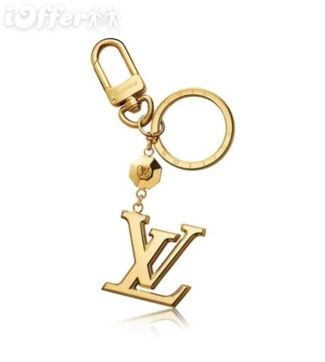 M65216 CHARM CHAIN KEY HOLDER RING GOLD MEN WOMEN wallet purse Belt Bags Mini Bags Clutches Exotics