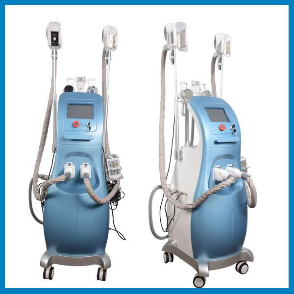 lipolaser rf cavitation machine lipo laser with 6 pads Radio Frequency vacuum slimming weight loss machines for home use
