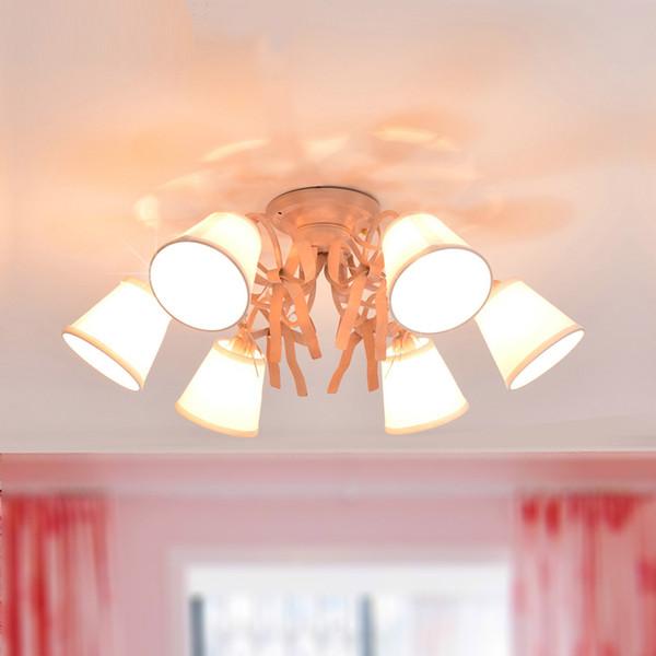 Großhandel Deckenleuchten Schlafzimmer Lampe Moderne Kurze ...