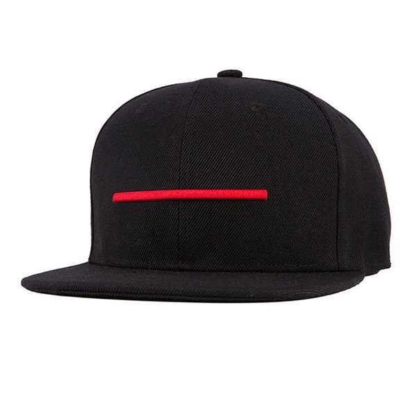 15TOP/LOT SINGYOU Hot Sale Flat Hat Mens Red Line Embroidery Baseball Cap Fashion Classic Casquette Hat