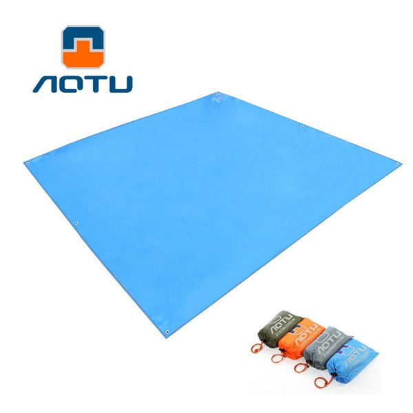 New Tent Tarp Waterproof Oxford Cloth High Quality 210D Oxford Material Camping Picnic Beach Tent Roof Tarp AT6210 Camping