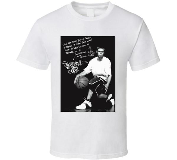 Professor Grayson Boucher And1 Mixtape Tour T ShirtFunny kostenloser Versand Unisex Casual T-Stück Geschenk