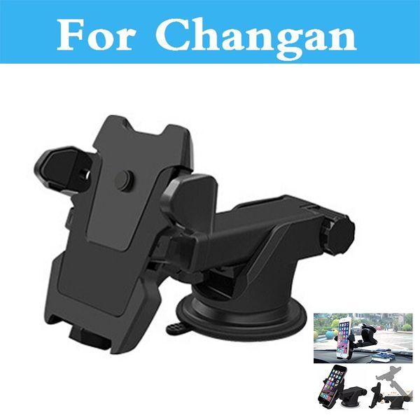 Car Windshield Mount mobile phone Holder Bracket stand for phone GPS For Changan Benni CS35 CS75 Eado Raeton Z-Shine