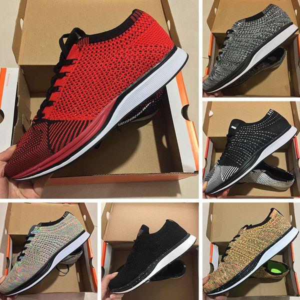 hot sale online cd029 ff333 Lo nuevo Nike Air Zoom Mariah Flyknit Racer iD FK Zoom Mariah Racer 2  Mujeres Zapatillas