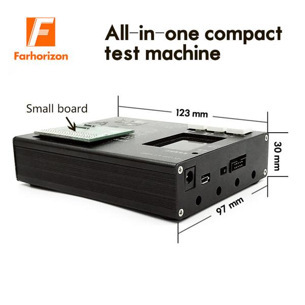 LCD Test Machine Motherboard Pour iPhone 4 5 6 7 8 LCD avec Touch Digitizer Logic Board Livraison gratuite