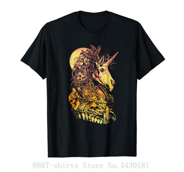 Women's Tee Beautiful Unicorn Lover T Shirt For Woman 2018 Kawaii Cotton T Shirt Women