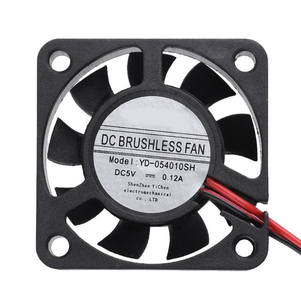 hot sale Waterproof YD-054010SH 5V 40x40x10mm Low Noise Brushless DC Cooling Fan for PC Case CPU Cooler Water Cooling Fans