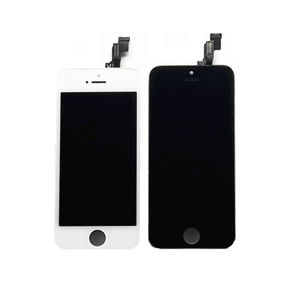 No Dead Pixel Screen For iPhone 5s LCD Display AAA Quality Pantalla with touch Digitizer Assembly replacement part discount price