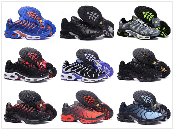nike TN plus air max airmax 2018 Günstige TN Herren Freizeitschuhe plus TN Ultra Sport läuft Herren TN Requin Sneakers Schuhe 40 45