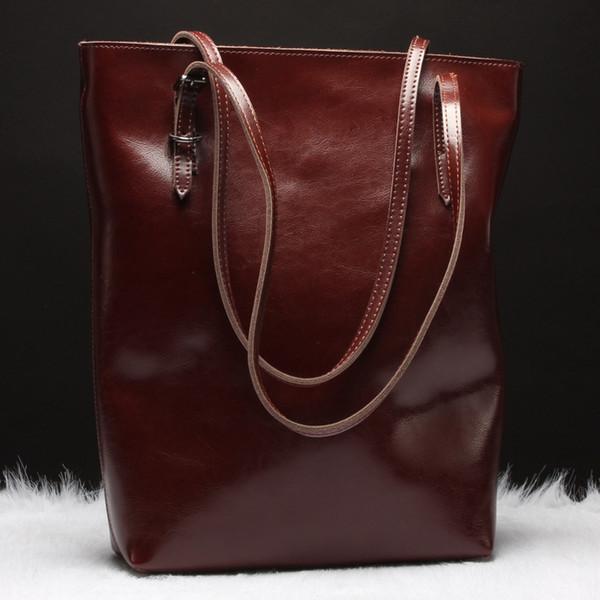 New style 2016 Luxury Genuine Leather Women Messenger Bags fashion Women Shoulder Bags Brand Designer Handbags High Quality KD46