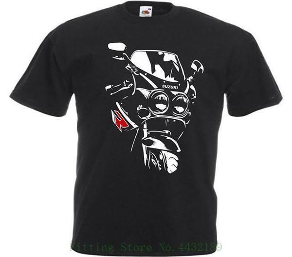 Ти Рубашка 1100 GSXR 750 1100 750 GSXR воздуха Huile с коротким рукавом Hip Hop