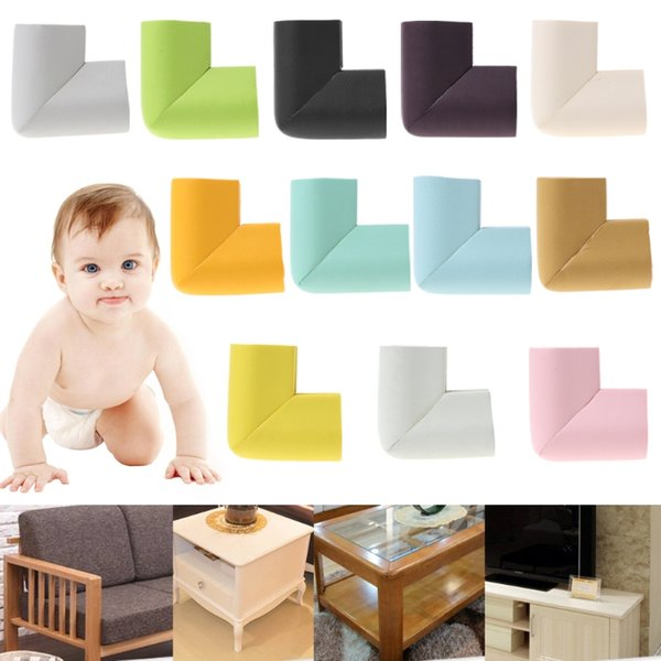 U Shaped Baby Safety Corner Desk Guard Rubber Soft Edge Desk Table Protection Corner Kids Protector Guards