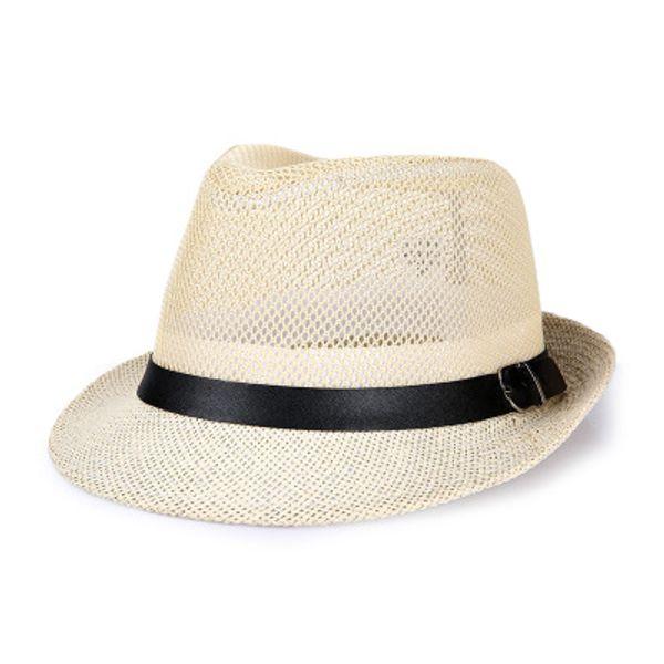 Wholesale 19 Colors Straw Braid Cowboy Hats Hip Hop Caps Women Snapbacks Casquette Designer Hat Dad Hat Bucket Fitted Hat Brand Hats