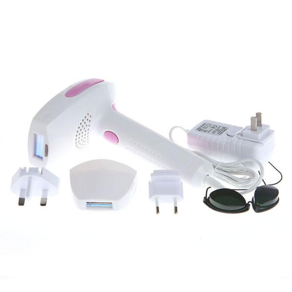 Portable Household Laser IPL Permanent Hair Removal Machine Body Face Painless Shaving Epilators Kit