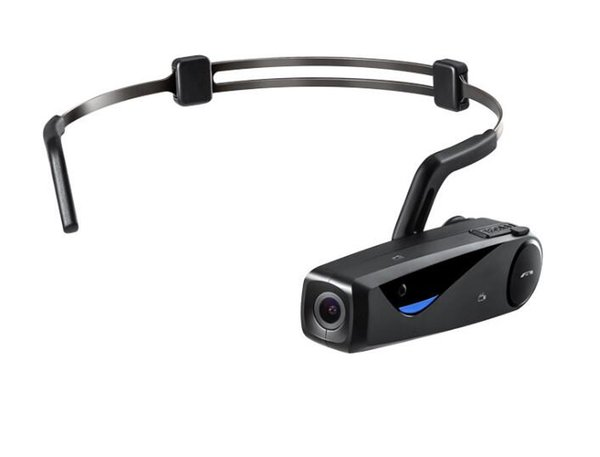 EP5 1080P Full HD Action Wifi Sports Camera Hand Free Bluetooth Headset Video Earphone Camera Recorder for Riding Climbing Sport AT