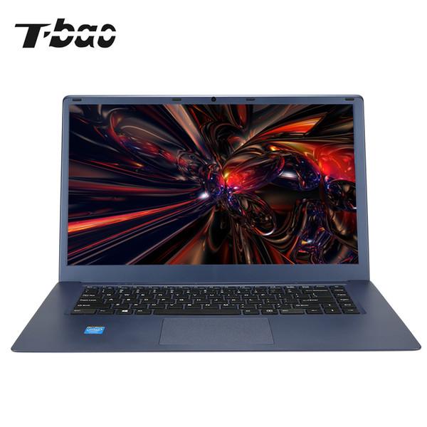 top popular T-bao Tbook R8 Laptops 15.6 inch 4GB DDR3 RAM 64GB EMMC Laptops Notebook 1080P FHD Screen for Intel Cherry Trail X5-Z8350 2019
