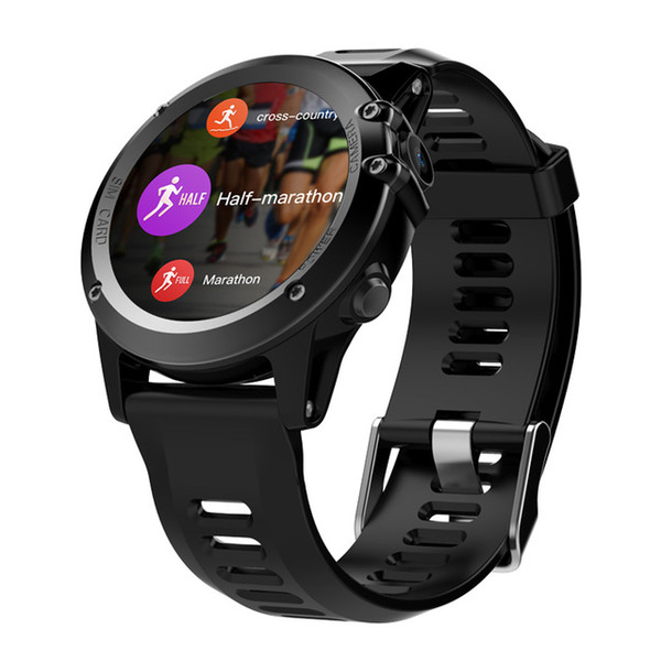 """GPS Smart Watch BT4.0 WIFI Smartwatches IP68 Waterproof 1.39"""" OLED MTK6572 3G LTE SIM Wearable Devices For iPhone Android Smart Phone Watch"""