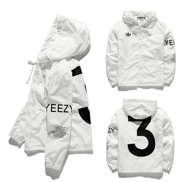 Großhandel KANYE Jacke Männer KANYE WEST Hip Hop Windjacke Y3 MA1 Pilot Jacken Männer Frauen Streetwear Oberbekleidung Mantel US Größe Von