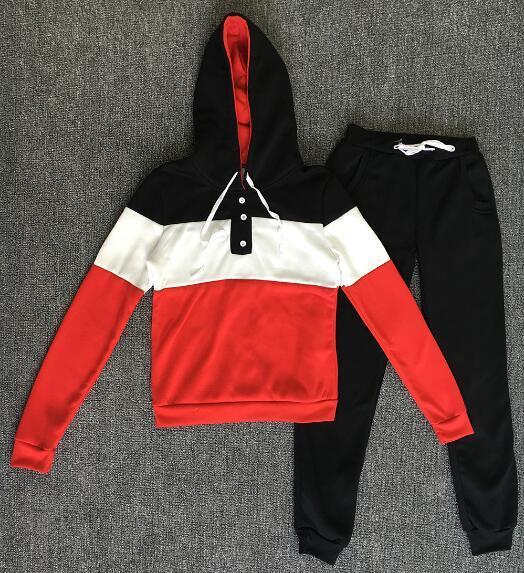 Noir/rouge