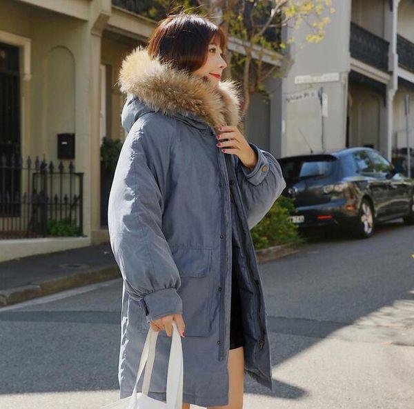 Abrigo de color Moda para mujer Invierno Prendas de abrigo Adelgazamiento  delgado Calidad de algodón Color bcc8b0fc545d