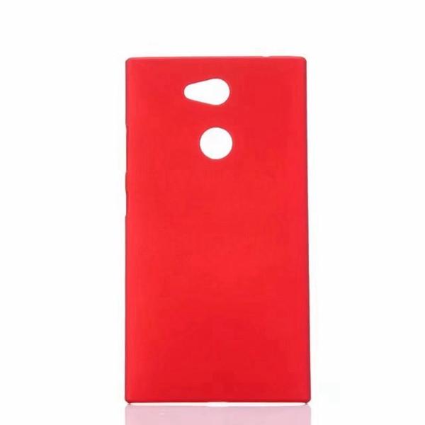 Rubberized Matte Hard PC Case For Sony Xperia L2 M5 Huawei Honor V10 Enjoy 7S 9 Pro Redmi 5 Plus 5A Colorful Oil Matt Cover Phone Back 20pcs