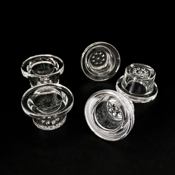 Thick Glass Bowl for Silicone Hand Pipe Smoking Pipe Tobacco Pipe Good Price DHL free shipping
