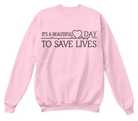 a8f4a4d2759 2019 Wholesale Its A Beautiful Day To Save Lives Greys Anatomy ...
