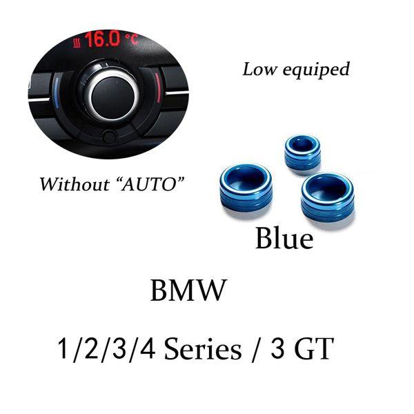 낮은 파란색 장비
