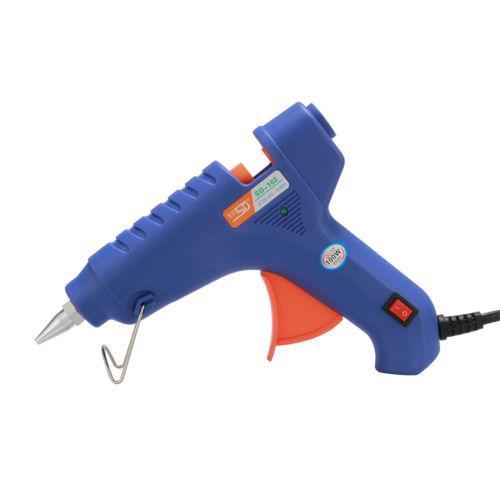 60W chaud électrique de chaleur de réparation de pistolet de colle de chauffage électrique de chauffage 60W chauffant l'outil