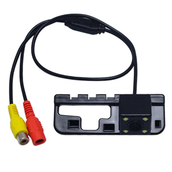 wholesale Special Car Rearview Camera With LED Light for 2010 Honda Civic with guide Line Backup Camera #2050