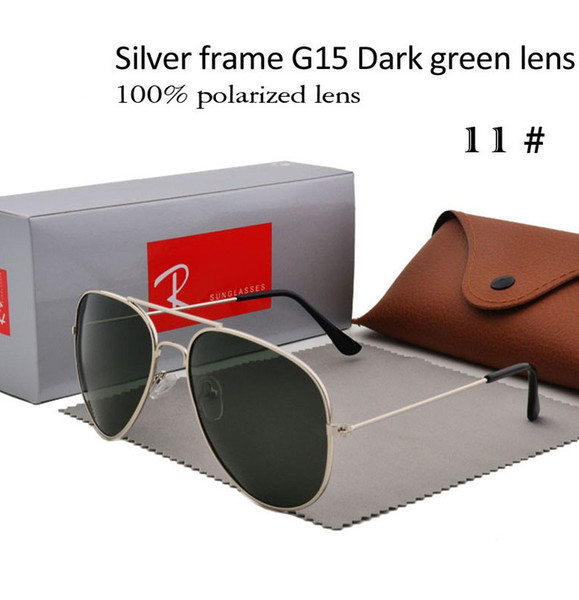 Silber G15 Dunkelgrün