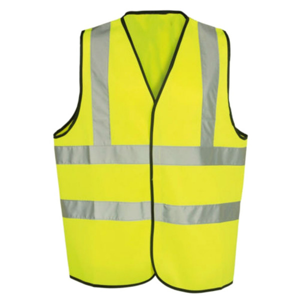 Nice! Outdoor Running Clothing Running Green/Orange Safety Race Vest High Visibility Reflective Fluorescent Vest nx