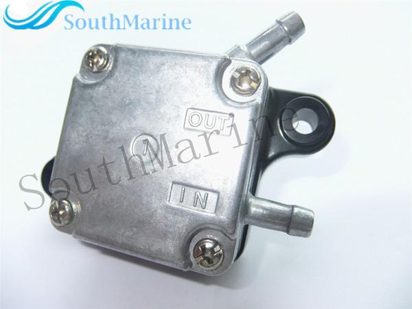 Bootsmotor Kraftstoffpumpe Assy 68T-24410-00-00 68T-24410-01-00 68T-24410 für Yamaha 4-Takt 6HP 8HP 9.9 PS F6A F6B F8C F9.9 T8 T9.9 Außenbord Mot