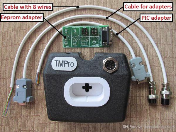 Original TMPro 2 TMPro Transponder Key Programmer & PIN Code Calculator  Diagnostic For Car Diagnostic For Cars From Normankeys, $221 11  DHgate Com