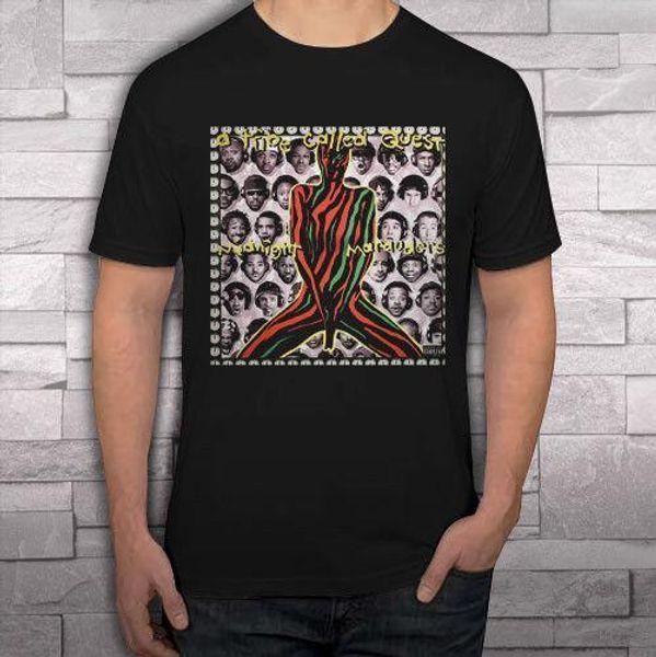 A Tribe Called Quest Midnight Marauders Men's Black t-shirt shirts tee S-2XL