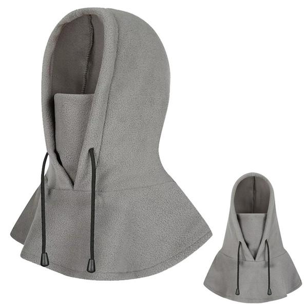 New Arrival Face Mask Thermal Fleece Balaclava Hood Winter Windproof Neck Warmer Beanies Dropshipping