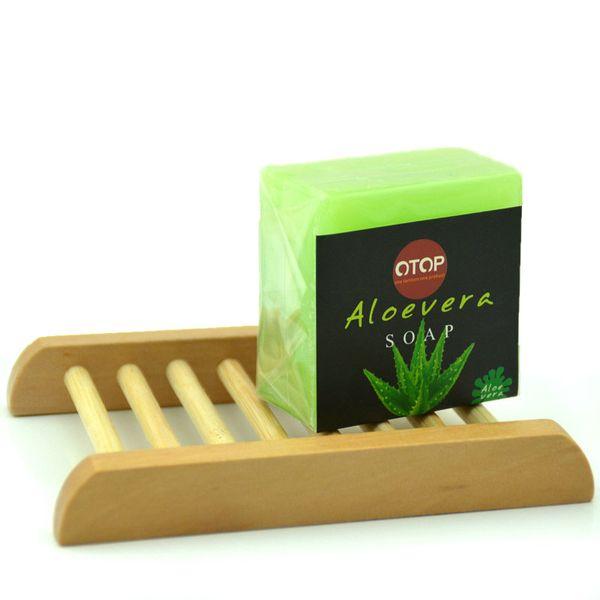 Handmade Soap BIOAQUA natural handmade oil soap Honey blueberries Bamboo charcoal Rose Aloe vera jasmine Green Tea Skin care cosmetics 00100