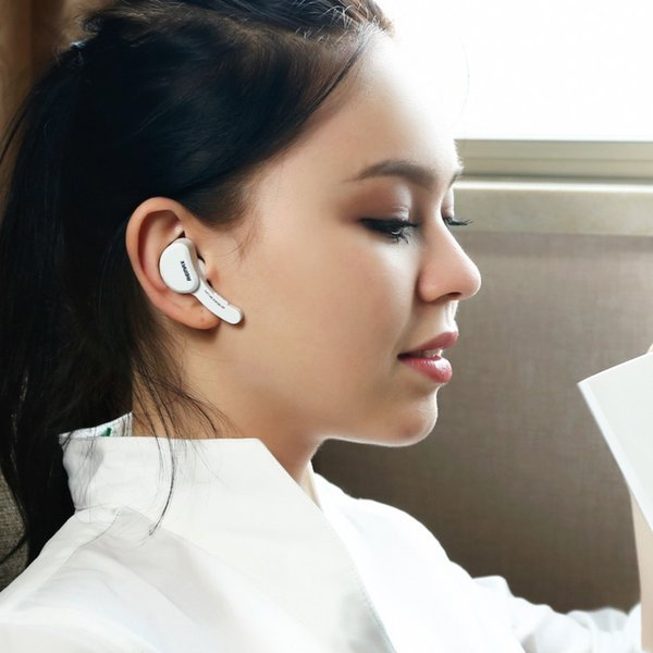 2018 EarHook Sans Fil Stéréo Bluetooth Casque de Jeu Casque Écouteur Mains Libres avec Micro pour PS3 Smartphone Remax T10 Livraison Gratuite