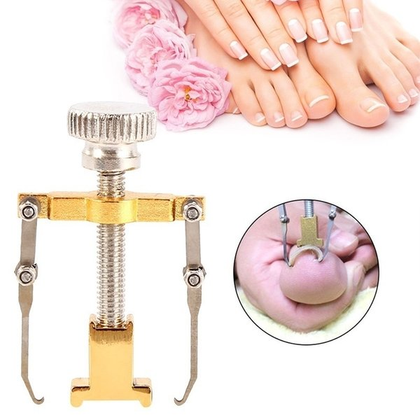 Useful Ingrown Toenail Toe Fixer Recover Correction Device Protector Tool Pedicure Foot Nail Care PSY
